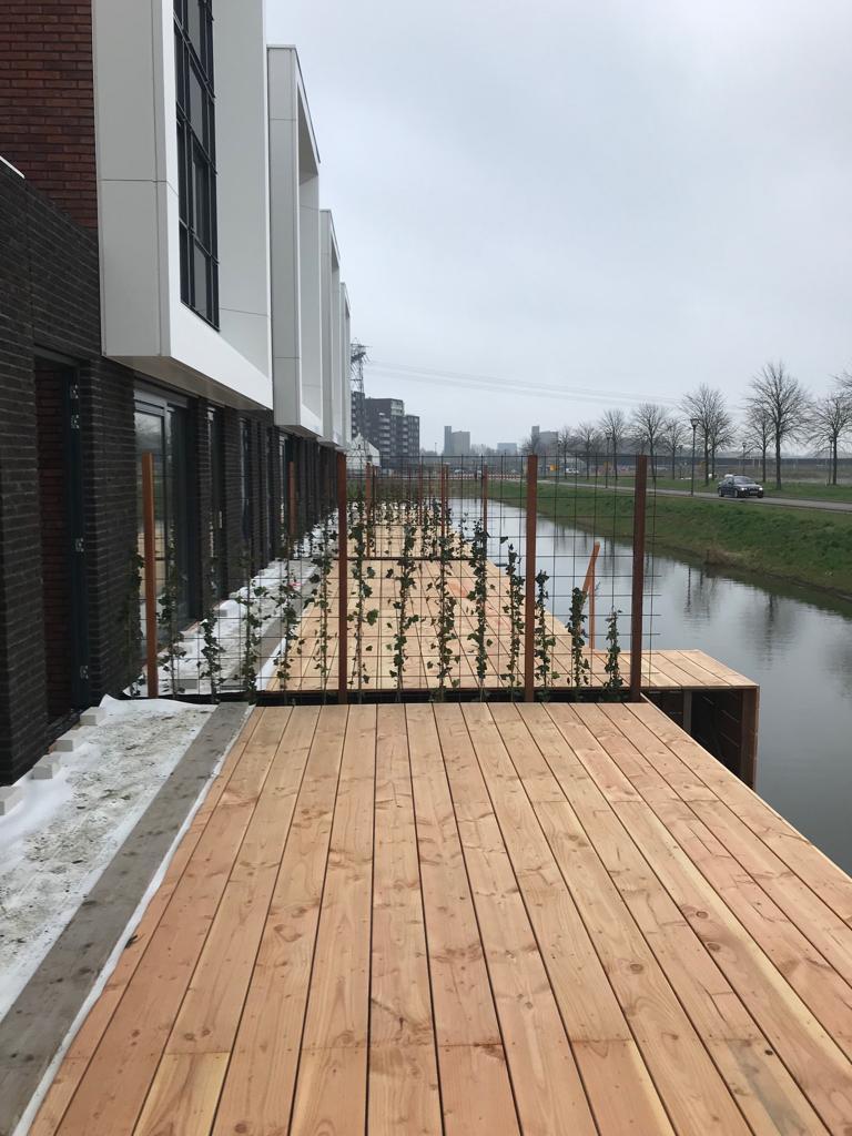 Vlonders-Reitdiep-Groningen